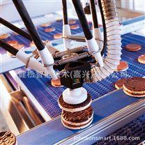 航空餐盒分拣装盘机器人工作站智能产线