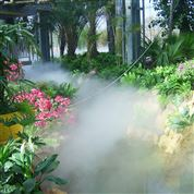 雾景系统之高压微雾加湿器