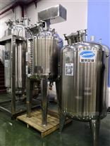 1000L多功能提取罐、500L结晶罐、1000L储罐