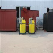 东光县水处理设备之溶汽气浮机
