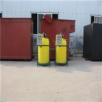 南皮县水处理设备之溶汽气浮机