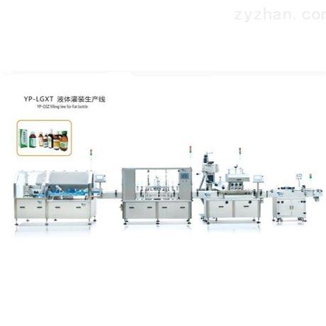 YP-LGXT蜂蜜灌装机