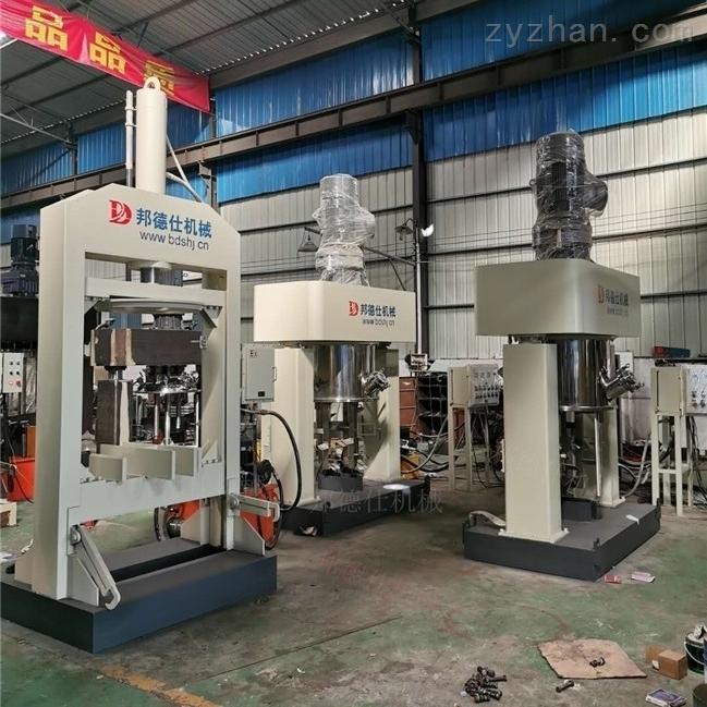 供应重庆双行星搅拌机 电子硅胶生产设备