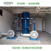 真空吸塵系統 電子廠吸塵器方案國邁報價