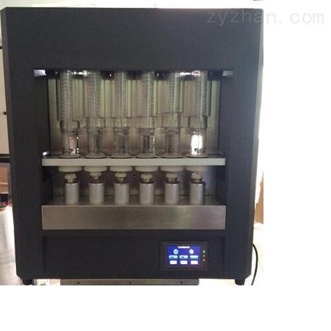 节水型自动粗脂肪仪粮油饲料面粉分析