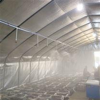 蘑菇棚加湿设备 食用菌喷雾增湿机