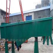 單軸礦用振動篩-大型重型礦篩 石料篩選機