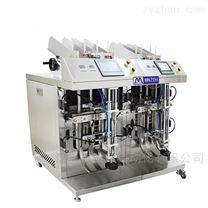 杭州自動放膜機·自動折膜機自動灌裝封口機