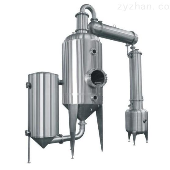 不锈钢单效外循环蒸发器