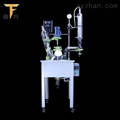 单层玻璃反应釜品质保证