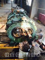 FRICK约克RWF222复叠式低温制冷机组大修