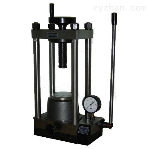 手动粉末压片机60吨