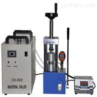NLH-600A圆柱形热压压片机