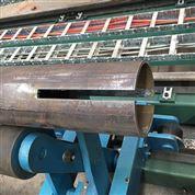 用于制冷机械行业的切割机 无毛刺