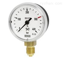 德國WIKA機械電子壓力表