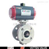 VT气力输送气动插板阀  气动铸钢刀闸阀