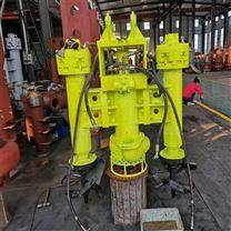 液压渣浆泵靠挖掘机驱动 沃泉新品