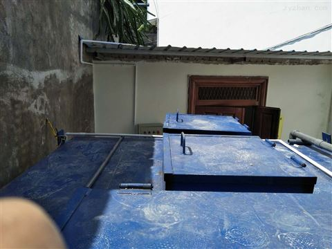 地埋一体化污水处理设备详细介绍潍坊溯源