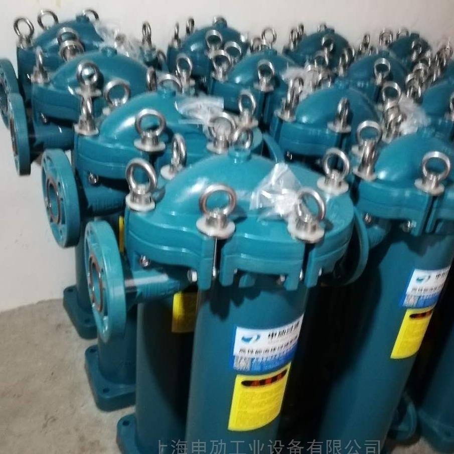 耐酸碱PP塑胶袋式过滤器