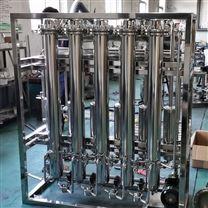 注射用水列管多效蒸馏水机LD100-5