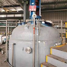10000L二手10吨闭式搪瓷反应釜