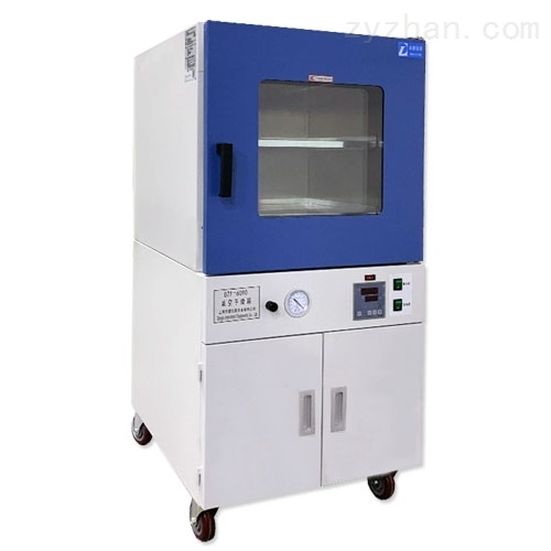 外加热电热真空干燥箱6090
