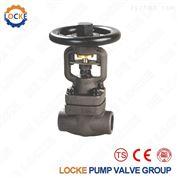 进口承插焊截止阀德国洛克供应各种规格型号