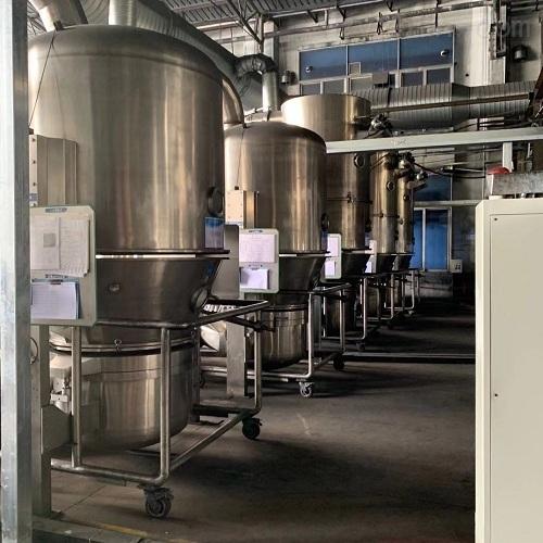 小麦糖高效沸腾干燥机