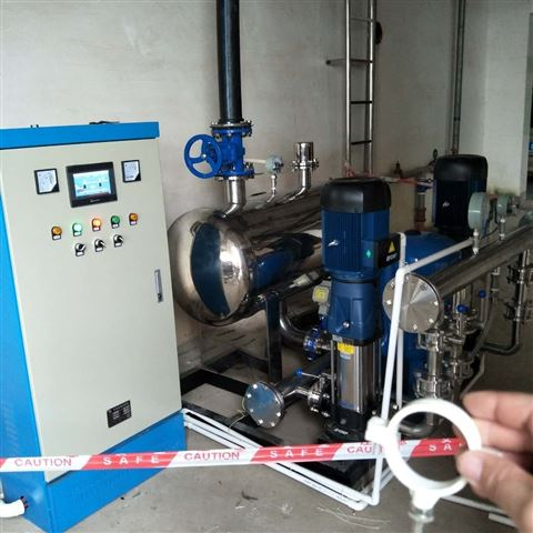济宁二次供水设备远程运维系统