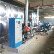 齊齊哈爾市箱式疊壓變頻供水設備