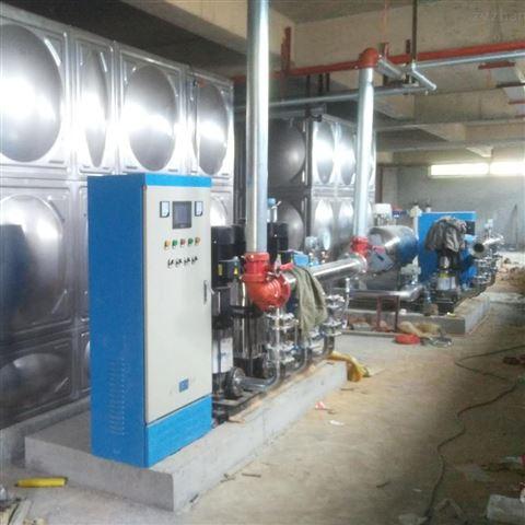 龙岩高层改造隔膜式气压自动供水设备