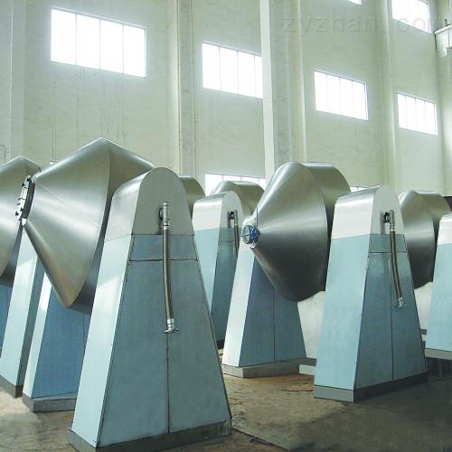 碳酸锂双锥干燥机