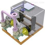 贵港商场卫生间污水提升系统