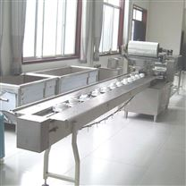 自动月饼包装生产线枕式包装机