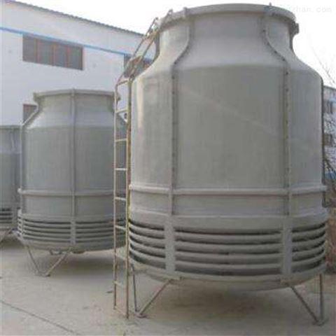 圆形低噪音冷却塔