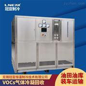 乙烯氣體回收裝置-冷凝+吸附+PLC油氣回收
