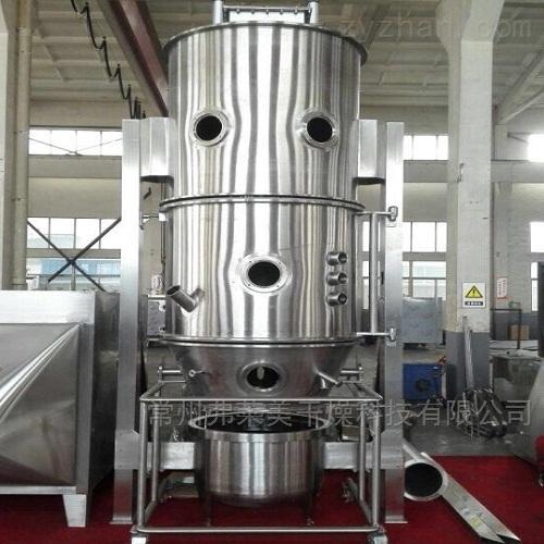 一步干燥机造粒机、一步沸腾颗粒机