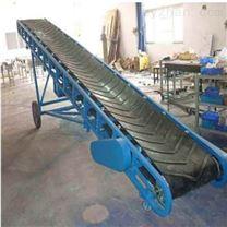 中山皮帶輸送機具備節能優點的流水線