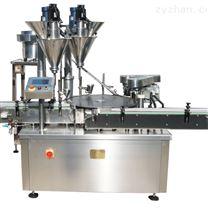 西林瓶灌装机生产线 轧盖机