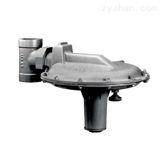 Fisher Y692 型气封调压器系统