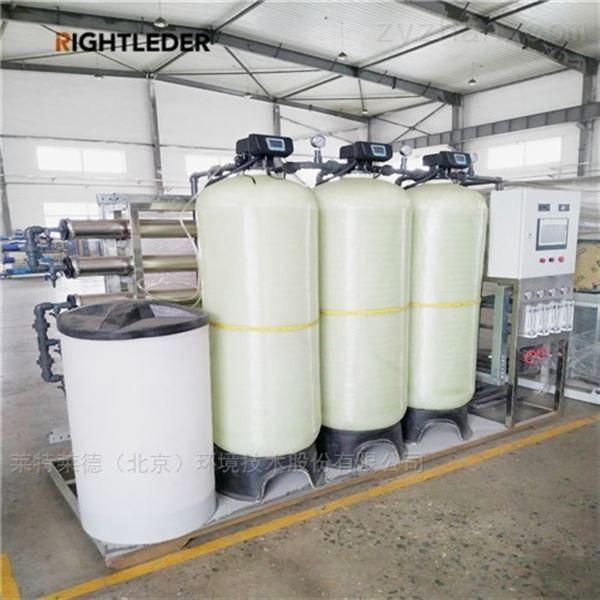 内蒙古小型反渗透设备 酒精生产专用水设备