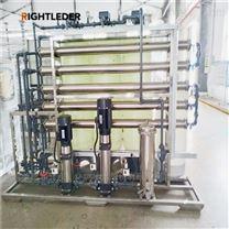 2吨反渗透纯水设备 防疫物资加工水处理设备