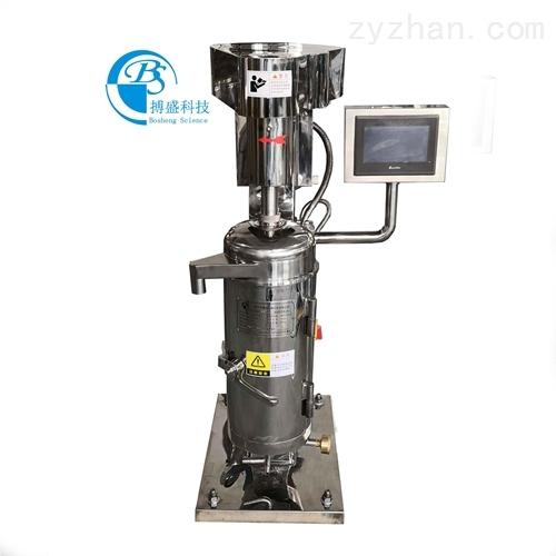 GQ75液固分离型高速管式分离机