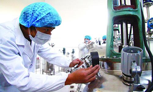 众山生物生化药品开发生产(二期)项目