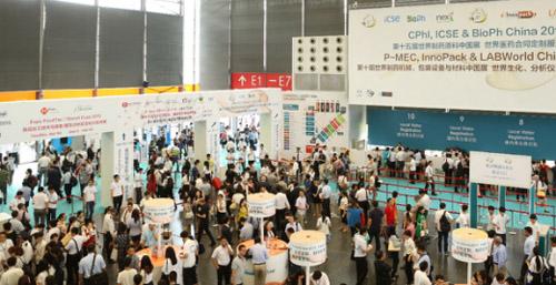 第十二届世界制药机械展助力中国企业走向全球