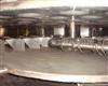 硼酸连续盘式烘干机